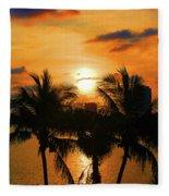 18- Sunrise Surprise Fleece Blanket