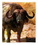 Buffalo Fleece Blanket
