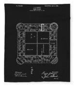 1904 Magie Landlords Board Game Fleece Blanket