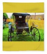 1906 Holsman Automobile Fleece Blanket