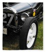 1920-1930 Ford Racer Fleece Blanket