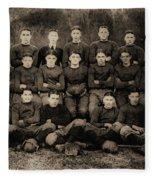 1921 Royal Cc Football Champions Fleece Blanket