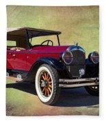 1926 Chrysler  Fleece Blanket