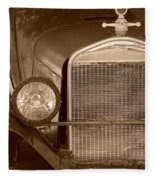 1926 Model T Fleece Blanket