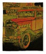 1930 Hudson Fleece Blanket