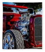 1931 Ford Coupe 2 Fleece Blanket