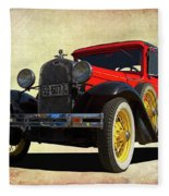 1931 Model A Fleece Blanket