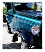 1934 American Austin Fleece Blanket