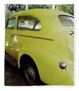 1940 Oldsmobile Fleece Blanket