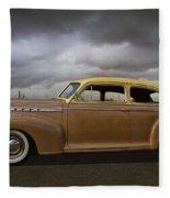 1941 Chevy Special Deluxe Fleece Blanket