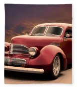 1941 Hollywood Graham Sedan I Fleece Blanket