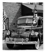 1946 Chevrolet Fleece Blanket
