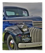 1946 Chevy Fleece Blanket