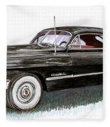 1949 Cadillac Sedanette Fleece Blanket