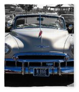Compas Car Club Fleece Blanket