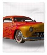1950 Mercury Coupe Fleece Blanket