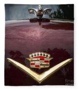 1952 Cadillac Fleece Blanket
