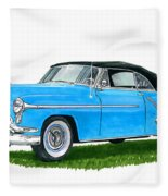 Oldsmobile 98 Convert Fleece Blanket