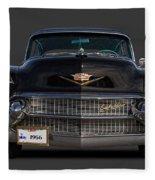 1956 Cadillac Fleece Blanket