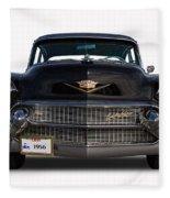 1956 Cadillac Sixty Special Fleece Blanket
