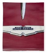 1957 Aston Martin Fleece Blanket