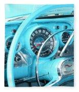 1957 Chevrolet Fleece Blanket