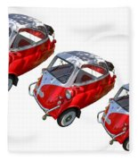 1957 Isetta 300 Fleece Blanket