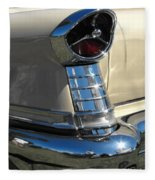 1957 Oldsmobile Super 88 Fleece Blanket