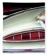 1959 Chevrolet Impala Tail Fleece Blanket