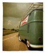 1959 Volkswagen T1 Fleece Blanket