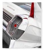 1960s Cadillac Fleetwood Fleece Blanket