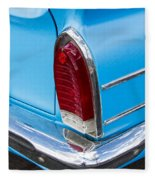 1961 Rambler Cross Country Tail Light Fleece Blanket