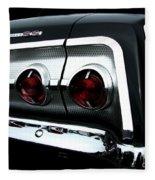 1962 Chevrolet Impala Tail Fleece Blanket