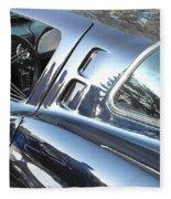 1963 Corvette Stingray Fleece Blanket