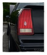 1988 Monte Carlo Ss Tail Light Fleece Blanket