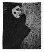 1999 Venice Portrait #06 Fleece Blanket