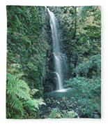 1b6351 Diamond A Waterfall Fleece Blanket