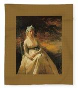 10202 Sir Henry Raeburn Fleece Blanket