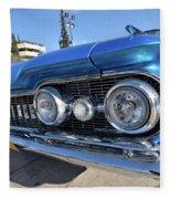 1959 Oldsmobile Dynamic 88 Fleece Blanket