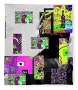 2-7-2015dabcdefghijklmnopqrtuvwxyzabc Fleece Blanket