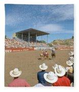 75th Ellensburg Rodeo, Labor Day Fleece Blanket