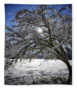 A Winter's Tale Fleece Blanket