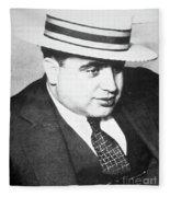 Al Capone Fleece Blanket