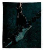 American Horror Story Asylum 2012 Fleece Blanket