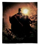 Batman Begins 2005 Fleece Blanket