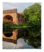 Blandford Forum - England Fleece Blanket