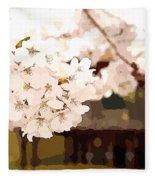 Blossom Fleece Blanket