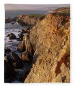 Bodega Head Fleece Blanket