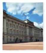 Buckingham Palace Fleece Blanket