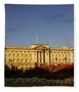 Buckingham Palace. Fleece Blanket